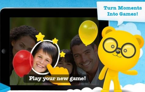 Ebeveynlerin, Çocukları İçin Oyun Hazırlamasını Sağlayan iPad Uygulaması: TinyTap