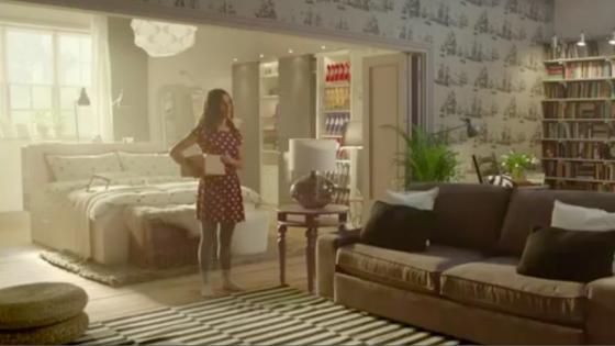 Ikea'nın Yeni Reklam Filmi Aynı Zamanda Bir Müzik Videosu
