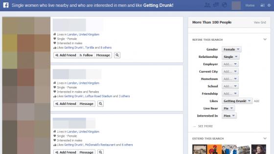 Facebook Graph Search'un Aslında Demek İstedikleri
