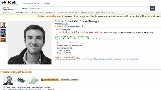 Amazon'dan Ürün Müdürü Sipariş Etmek