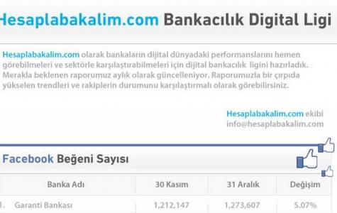 Bankacılık Sektörü Aralık 2012 Dijital Raporu