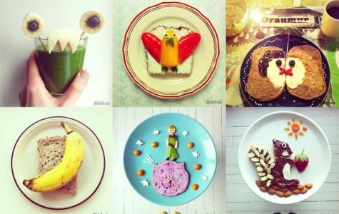 Instagram'da Norveçli Bir Yemek Tasarımcısı