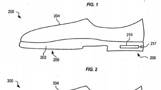 Apple Akıllı Ayakkabı İşine Giriyor.