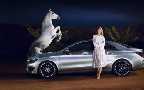 Mercedes CLA-Serisi Tanıtıldı!