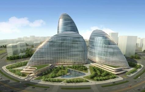 Çin'in Yeni Taklit Sahası İnşaat Sektörü