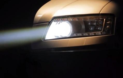 Audi'nin Karşı Yöndeki Araçları Algılayan Akıllı Farları