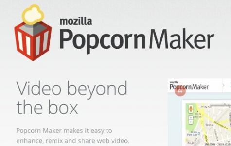 Mozilla'dan Web-tabanlı Video Düzenleme Aracı: Popcorn Maker