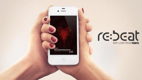 Sevgilinize Kalp Atışınızı Dinleten Mobil Uygulama