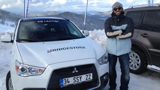 Bridgestone Kış Lastiği Testi