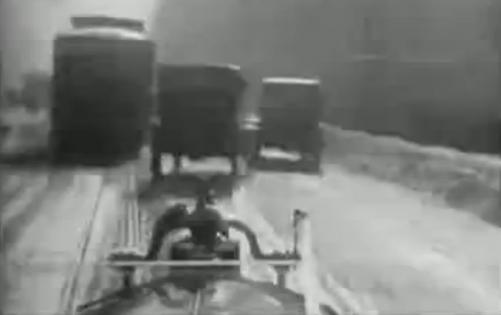 1926 Yılından Bir Otomobil Videosu