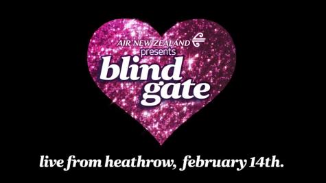 """Havayolu Şirketi Sayesinde Sevgili Bulma """"Blind Gate"""""""