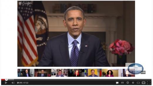 """Obama: """"Gençlere Eğitimi Oyun Sektörü Sevdirecek"""""""
