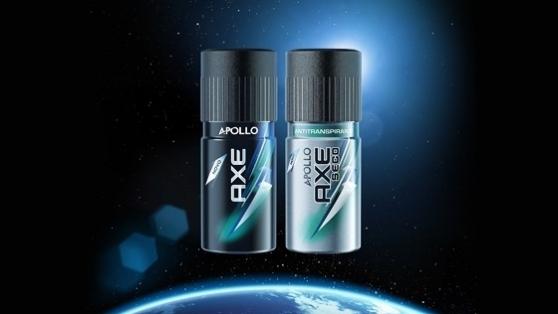 Axe Apollo ile Uzay Yolculuğu