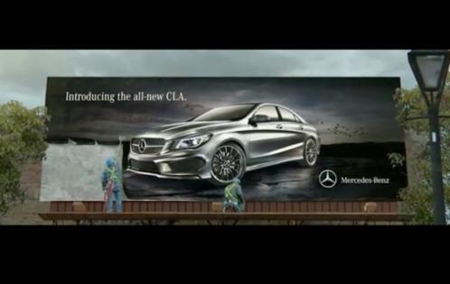 """Super Bowl 2013: Mercedes-Benz CLA """"Soul"""""""