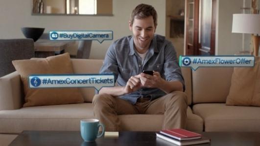 American Express'ten Müşterilerine Tweet'le Ödeme Sistemi