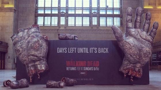 The Walking Dead – İstasyonda Çürüyen Parmaklar