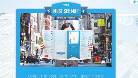 KLM Havayolları'ndan Kitle-kaynak Yöntemi İle Hazırlanmış Haritalar