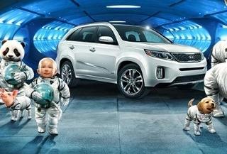 """Super Bowl 2013: Kia Sorento – """"Space Babies"""""""