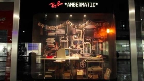 Ray-Ban'den Fotoğrafınızı Retro Filtreden Geçiren Mobil Uygulama: Ambermatic