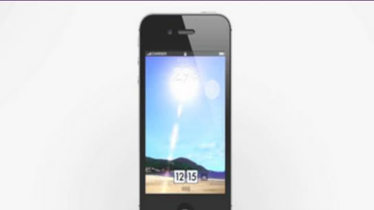 Nivea'nın Mobil Uygulaması Yalnızca Hava Güneşliyse Alarm Veriyor