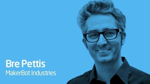 SXSW 2013: Bre Pettis Açılış Sunumu