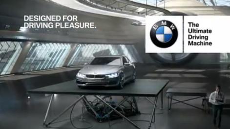 BMW'nin Yeni Akustik Logosu