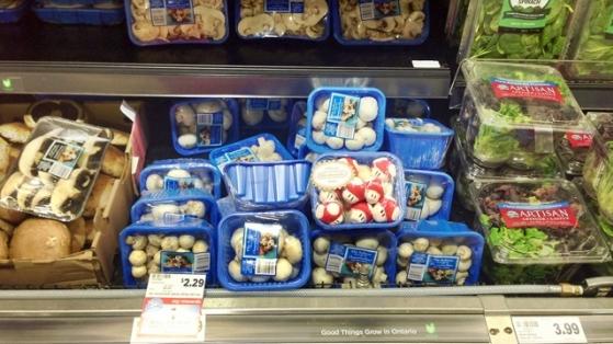 Süpermarketten Super Mario Mantarı Almak