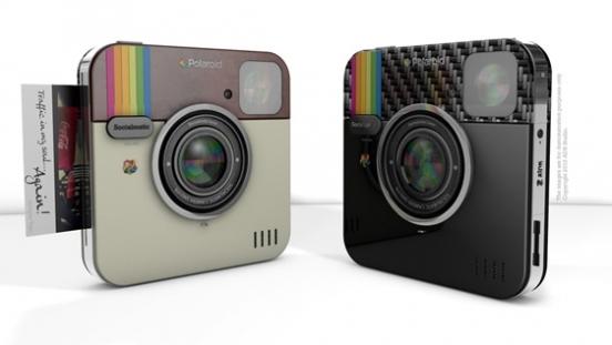 Instagram Fotoğraflarını Anında Basan Socialmatic'i Polaroid Satın Aldı
