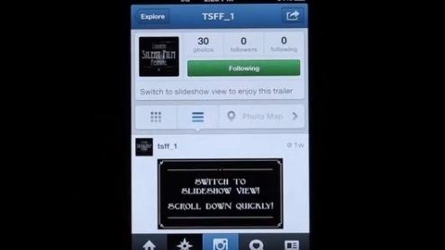 Dünyanın İlk Instagram Filmi Deneyimi