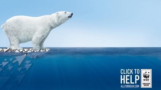 WWF ile Kendi Buzulunu Oluştur
