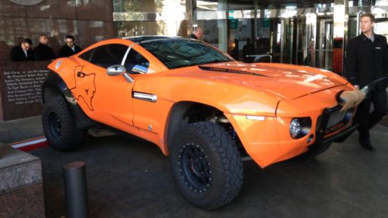 SXSW 2013: İmece Tasarımla Geliştirilen Otomobil Rally Fighter ve Üreticisi Local Motors'un Vizyonu
