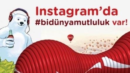 Coca-Cola ile Instagram'da #bidünyamutluluk'ta haftanın fotoğrafı- advertorial