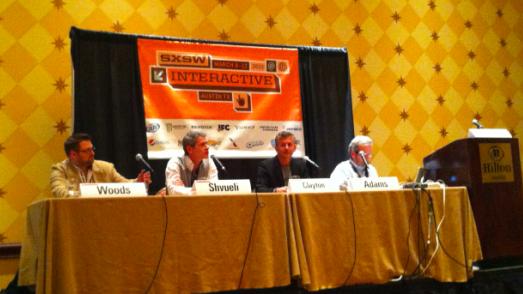 SXSW 2013: İnteraktif Televizyonun Geleceği