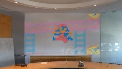 8-Bit Animasyon Filminde Pac-Man ve Super Mario Başrolde