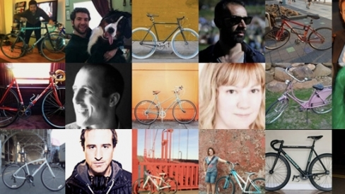 Bisiklet Airbnb'si: Spinlister