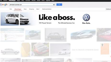 Volkswagen'dan SEO Şovu