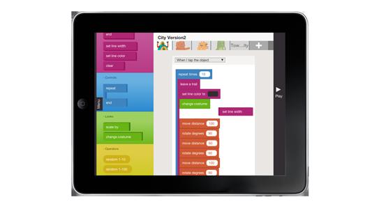 Çocuklara Programcılık Öğreten Uygulama: Hopscotch