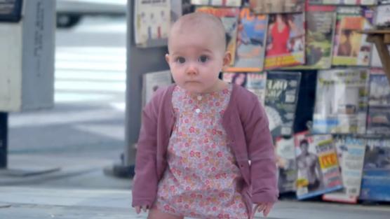 Evian – Bebekliğinizle Tanışın