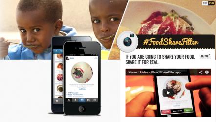 Instagram'da Yemek Fotoğrafı Paylaşma Modası Hayırlara Vesile Oldu