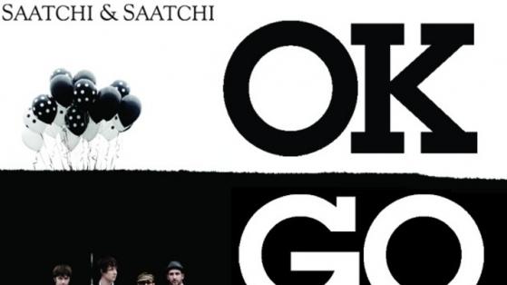 OK Go ve Saatchi&Saatchi Video Yarışması Düzenliyor
