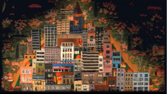 Tetris + İstanbul = Tetrist