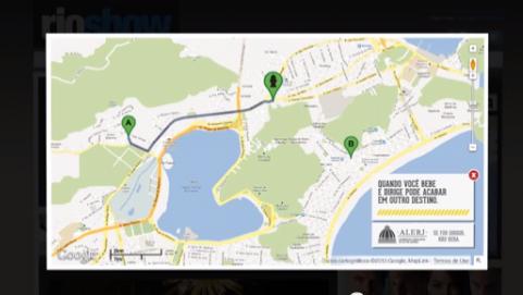 Bir Yaratıcı Mecra Olarak Google Maps