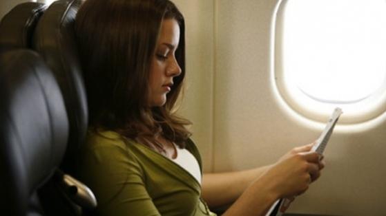 Havayolu Şirketinden Uçuşunuz Bittiğinde Biten Kitap