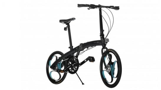 Jant Yerine Yaprak Kollu Süspansiyonu Olan Bisiklet Tekeri: Loopwheel