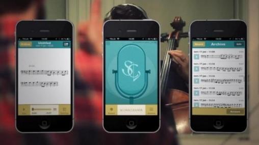 Mırıldanmalarınızı Anında Notaya Döken Mobil Uygulama