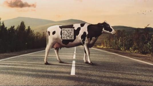 Toyota'dan Mesaj Kaygılı QR Kod Projesi
