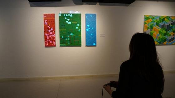 Bir Ressam ile Bir Kod Sanatçısı Bir Araya Gelirse: İnteraktif Sanat Galerisi