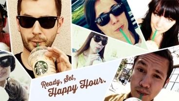 BuzzFeed ve Starbucks'tan Muhteşem Proje: Kendi Geribildirim İfadeni Oluştur