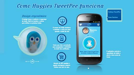Huggies'den 'Bez Değiştir' Alarmı: TweetPee
