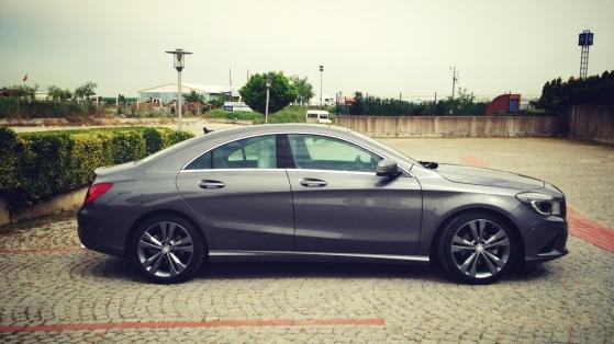 Bigumigu Testi: Mercedes-Benz CLA 200